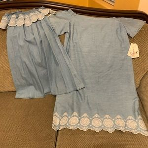 Maison Jules mommy and me dress